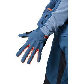 Fox Defend D3O Gloves Men, blauw